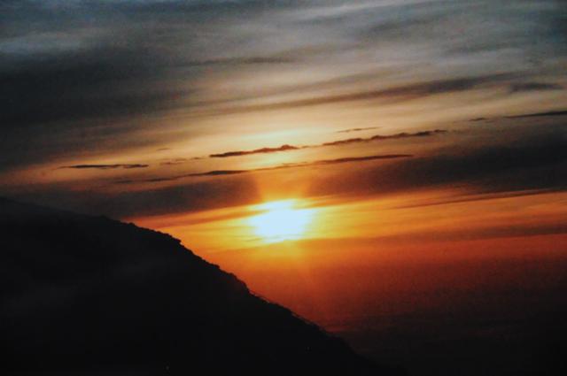 アイユー出版の友野が見た富士山のご来光
